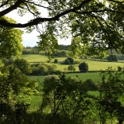 View to the South West from Lodge Hill, Bledlow Ridge, Bucks