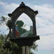 Blundeston Village Sign