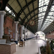 Darlington Train Station