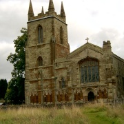 The Priory Church of St Mary (Canons Ashby)