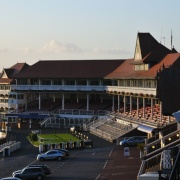 Chester Race Course and Stand - September 2009