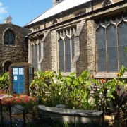St Peter & St Paul Church garden
