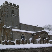 St Mary the Virgin Culworth.