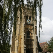 Evesham tower