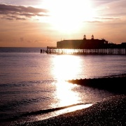 Hastings Pier, East Sussex