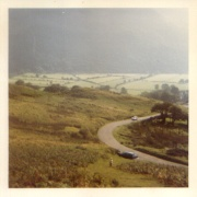 Borrowdale, Cumbria 1970