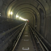 Tunnel under the Thames