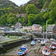 Lynmouth and the River Lyn