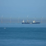 English Channel Windfarm