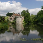 The moated house