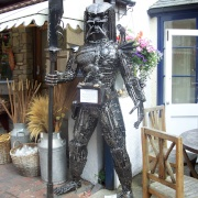 The Lynmouth Warrior