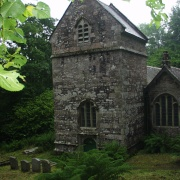 Minster Church in Boscastle