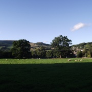 View From LLangattock