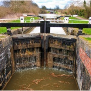 Caen Hill Locks