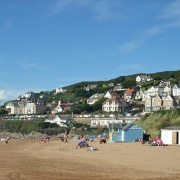 The Beach at Woolacombe