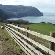 Woody Bay, Devon