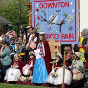 Downton Cuckoo Fair - Cuckoo Princess