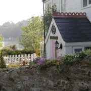 A peek at the River Dart