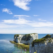 Old Harry's Rocks Dorset