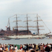 Tall Ships on the Tyne