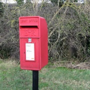 Pavenham Post Box