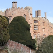 Powys Castle and gardens