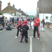 Martial Arts in Cookham High Street