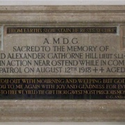 Yate, St Mary, War Memorial