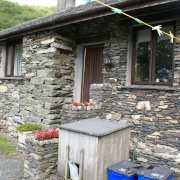 A lakeland croft in Grizedale Forest