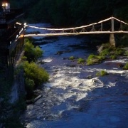 The Chainbridge Berwyn Llangollen
