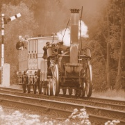 Oldies weekend on the Great Central Railway