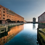 Stanley Dock, Liverpool.