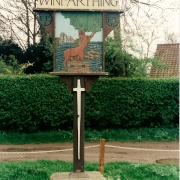 Winfarthing Village Sign