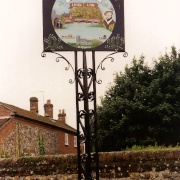 Lyng Village Sign