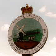 Wicklewood Village Sign