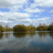 Ryton Pools Country Park, Warwickshire