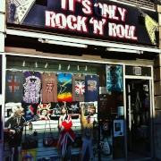It's Only Rock & Roll, Baker Street