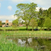 Everdon pond