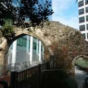 Remains of the Abbey Mill