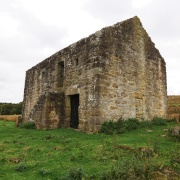 Black Middens Bastle in the Tarset Valley