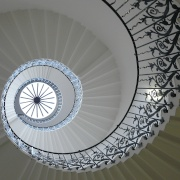 The Tulip Staircase of The Queen's House