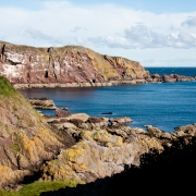Coast at St Abbs