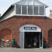 Devizes - Market Hall - June 2003