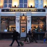 Blagrave Arms Pub, Reading