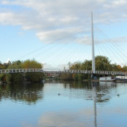 Pedestrian / Cycle Bridge between Reading and Caversham