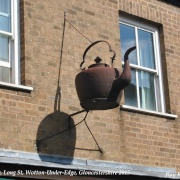 Old Kettle over Shop, Long Street, Wotton Under Edge, Gloucestershire 2015