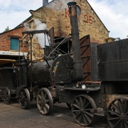 Puffing Billy, Beamish museum