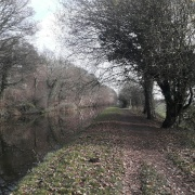 Leeds Liverpool canal, Wigan, Greater Manchester