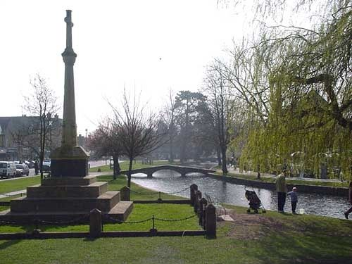 A picture of Bourton on the Water