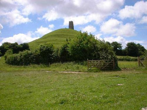 Glastonbury Hill and Tor